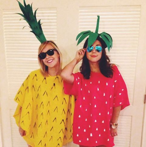 clothing, pineapple, polka dot, costume, fashion, eyewear, plant, pattern, bromeliaceae, fruit,