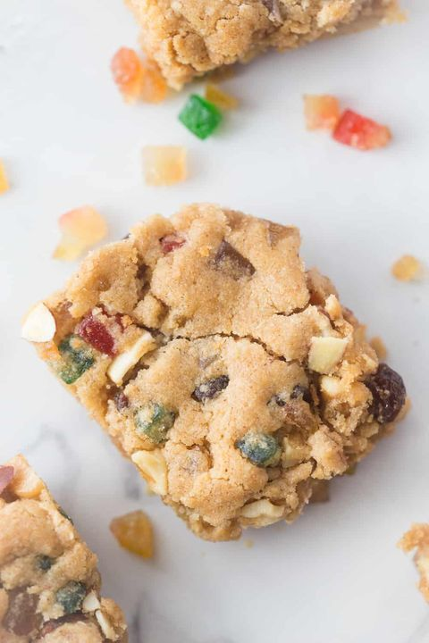 fruitcake recipes cookie bar