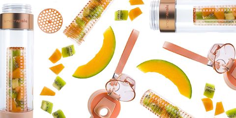 fruit-infusedwater bottles