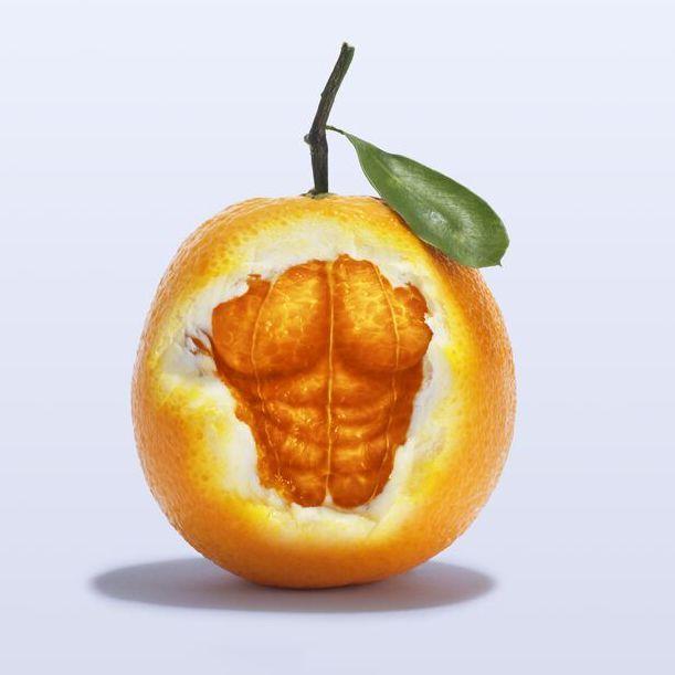 フルーツを食べる 筋肉がつく,科学的に検証,腹筋,フルーツ 効果,