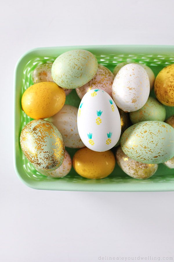 70+ Fun Easter Egg Designs - Creative Ideas for Easter Egg Decorating