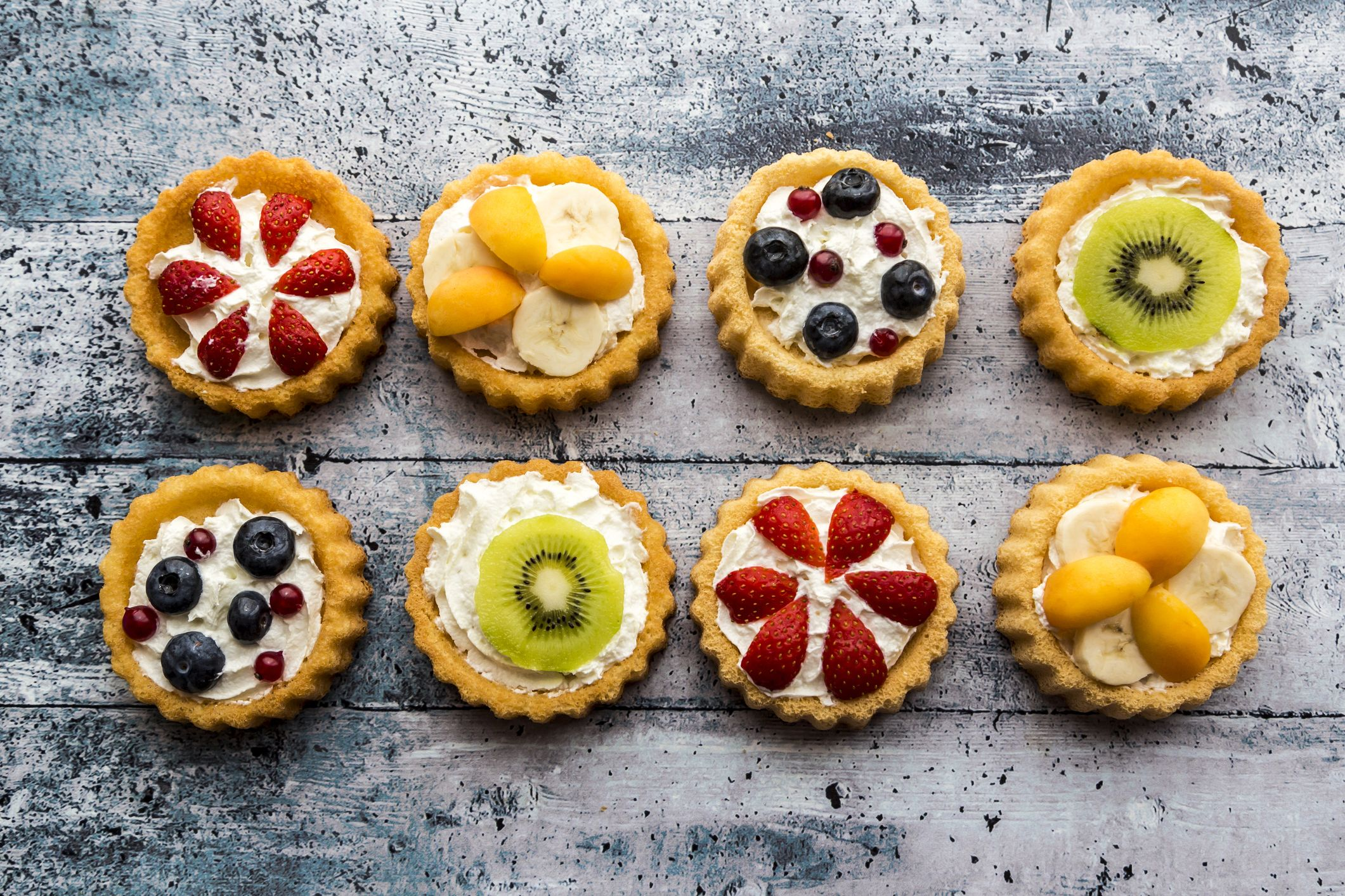 32 Easy Healthy Desserts , Best Recipes for Healthiest