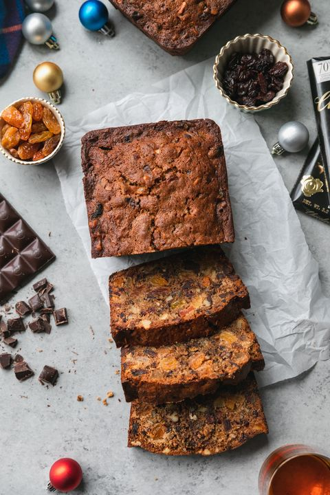 fruitcake recipe dark chocolate