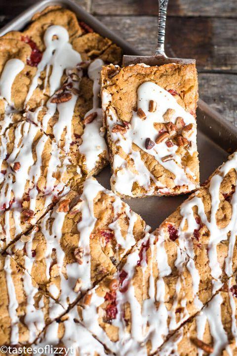 fruitcake recipes cookie bars