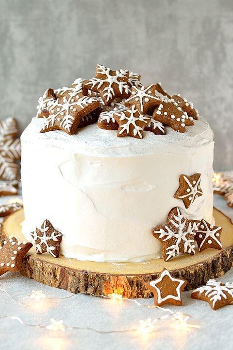 fruitcake recipes gingerbread