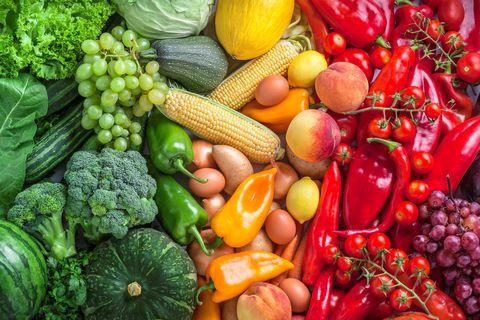eat organic food to boost metabolism