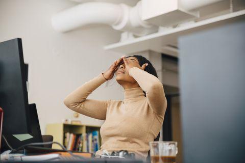 專家教你如何解決工作壓力