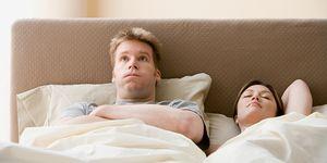 Sleep divorce