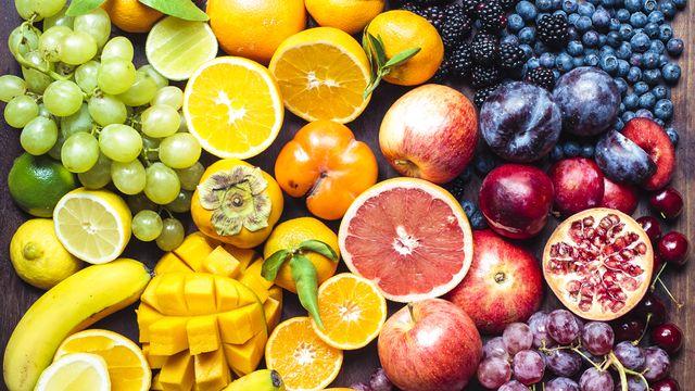 las frutas más saludables que menos engordan