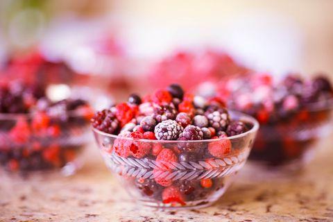 motivos para incluir frutos rojos en la dieta