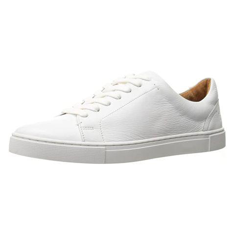 frye white sneakers