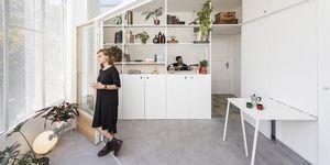 El Camarín, un mini apartamento de IR Arquitectura