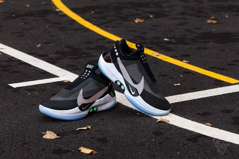 Nike Adapt BB, zapatillas inteligentes, zapatillas app, zapatillas nike