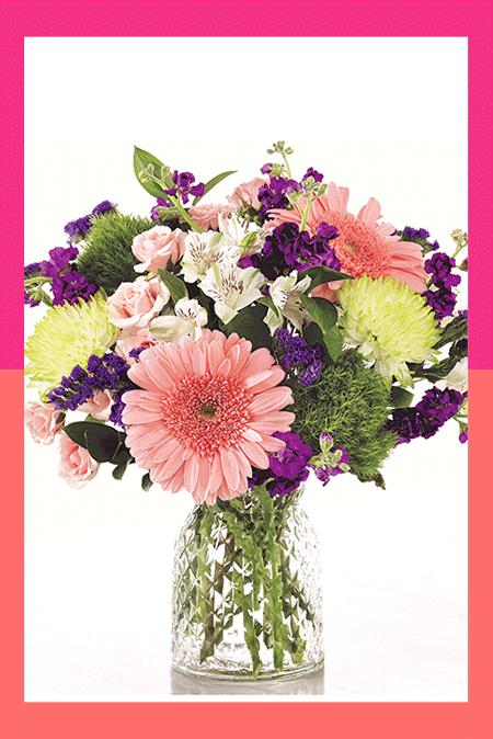 Flower, Flower Arranging, Flowering plant, Bouquet, Floristry, Cut flowers, Plant, Floral design, Petal, Pink,