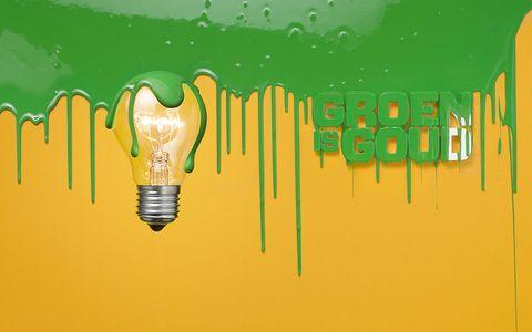 groen is goud