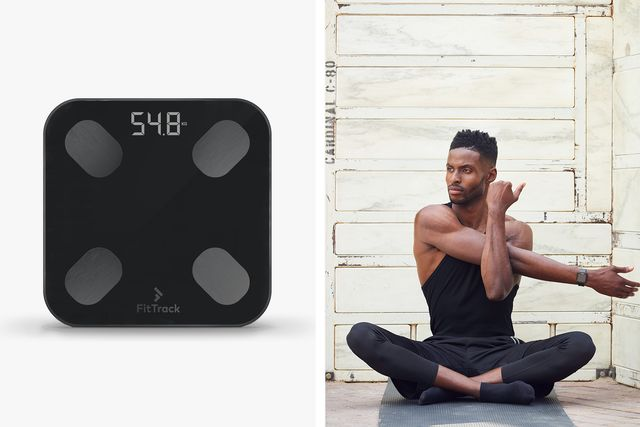 fittrack scale to check your progress