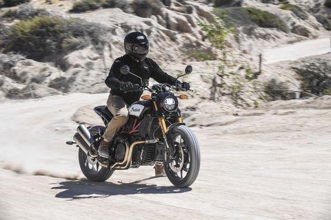 Indian FTR 1200 Cabo, MX 2019
