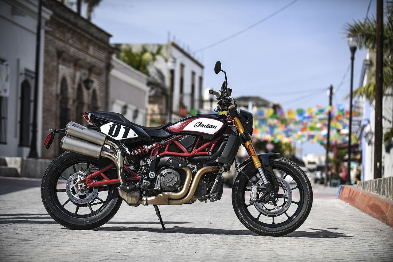 11 Photos of the 2019 Indian FTR 1200