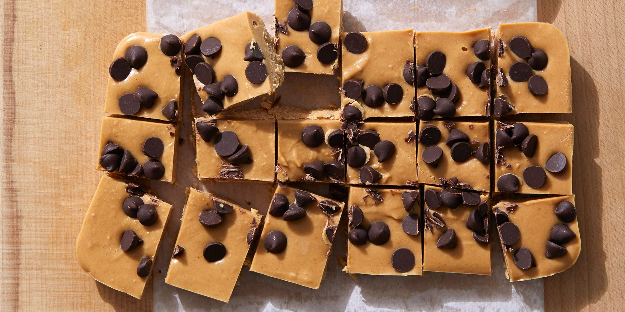 Easy Chocolate-Peanut Butter Protein Fudge