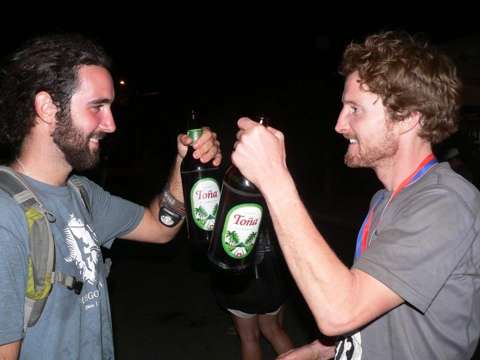 Closing Time Is Training Time for Ultrarunning Bartender