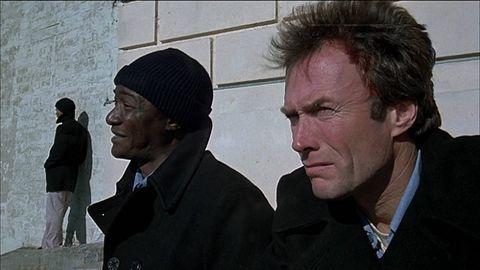 Clint Eastwood organiza la 'Fuga de Alcatraz'