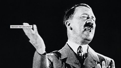 hitler-fuhrer-dankzij-speech