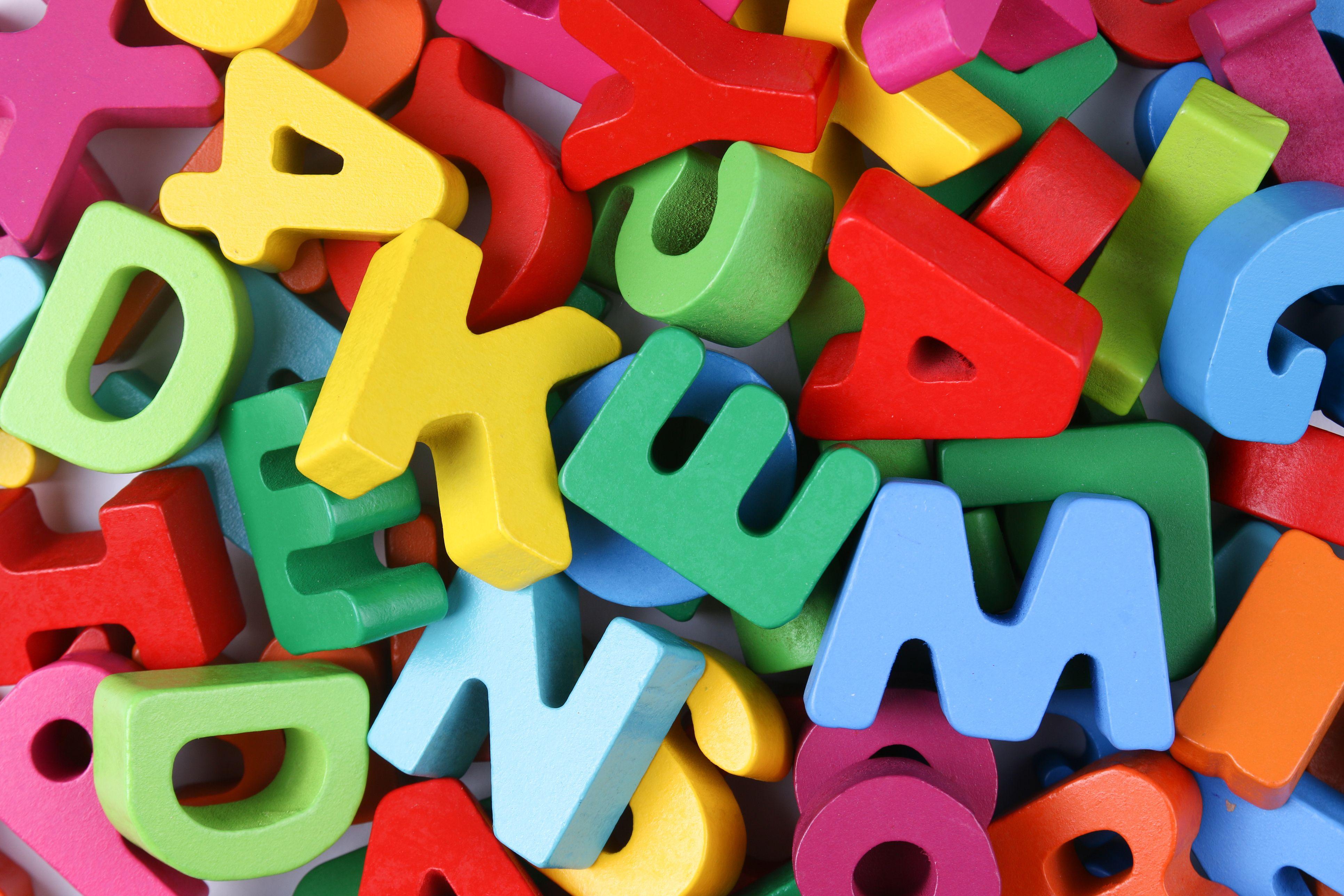 Saying the Alphabet 🔈