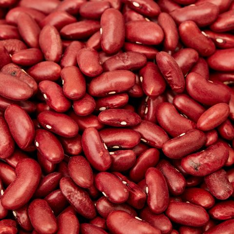 Full Frame Shot Of Red Beans
