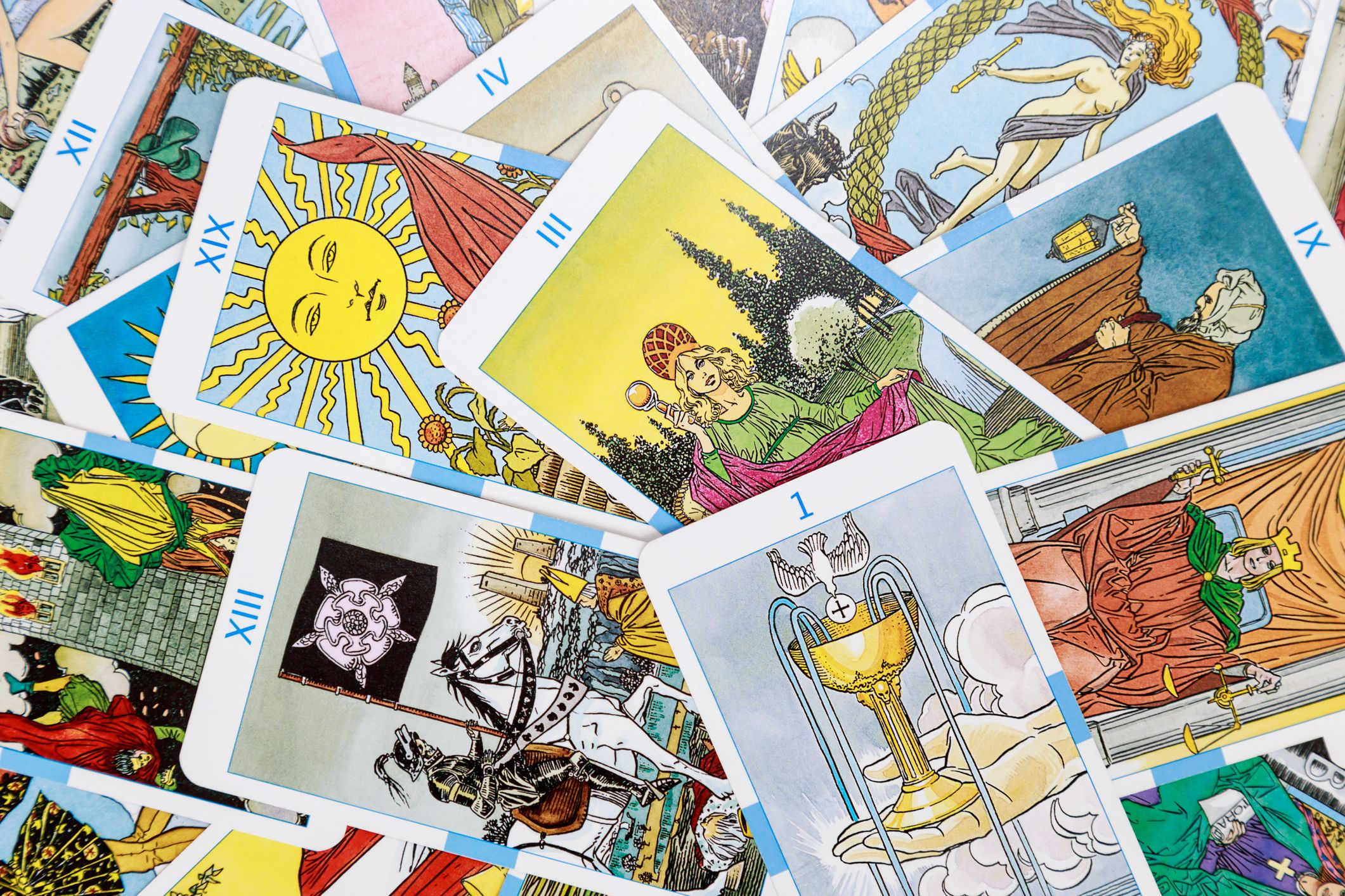 Cancel Your Tarot Card Reading—Pick Up One of These Decks and DIY Your Fortune-Telling Instead
