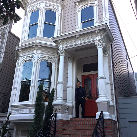 Full House San Francisco Home For Sale