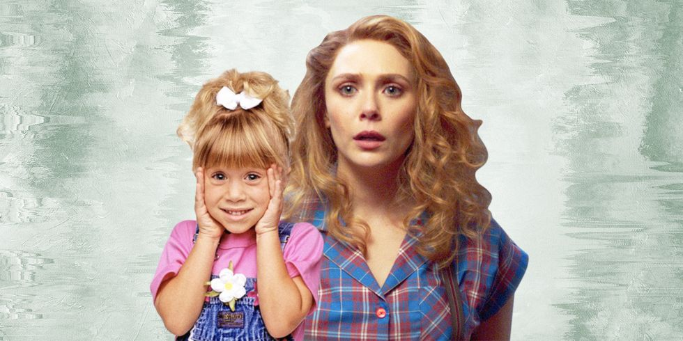 Does <i>WandaVision</i> Show What Really Happened to Michelle Tanner in <i>Full House</i>?