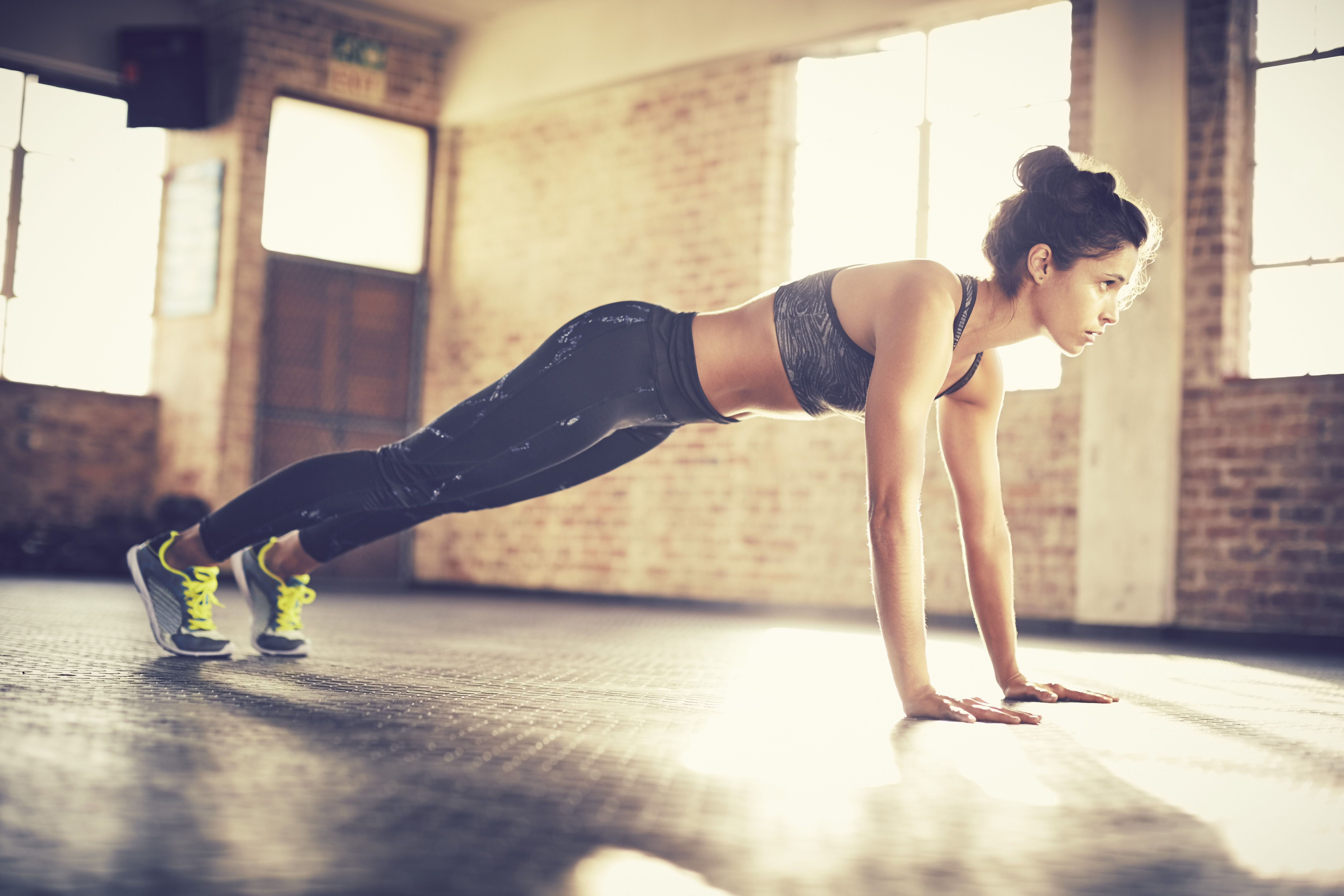 4 Plank Jack Variations to Build Strength, Stability, and Cardio