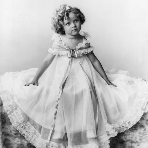 Shirley Temple young star