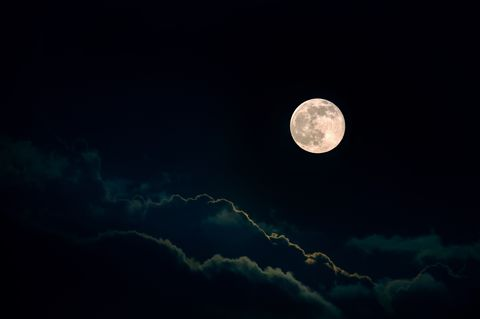 Full Moon Of Friday The 13Th