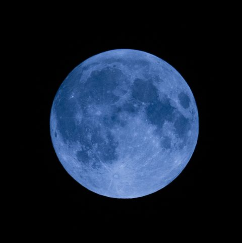 What Is a Blue Moon and When Does It Occur? - What Is a Full Flower Moon?