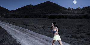 Full Moon Run: carrera bajo la luna llena