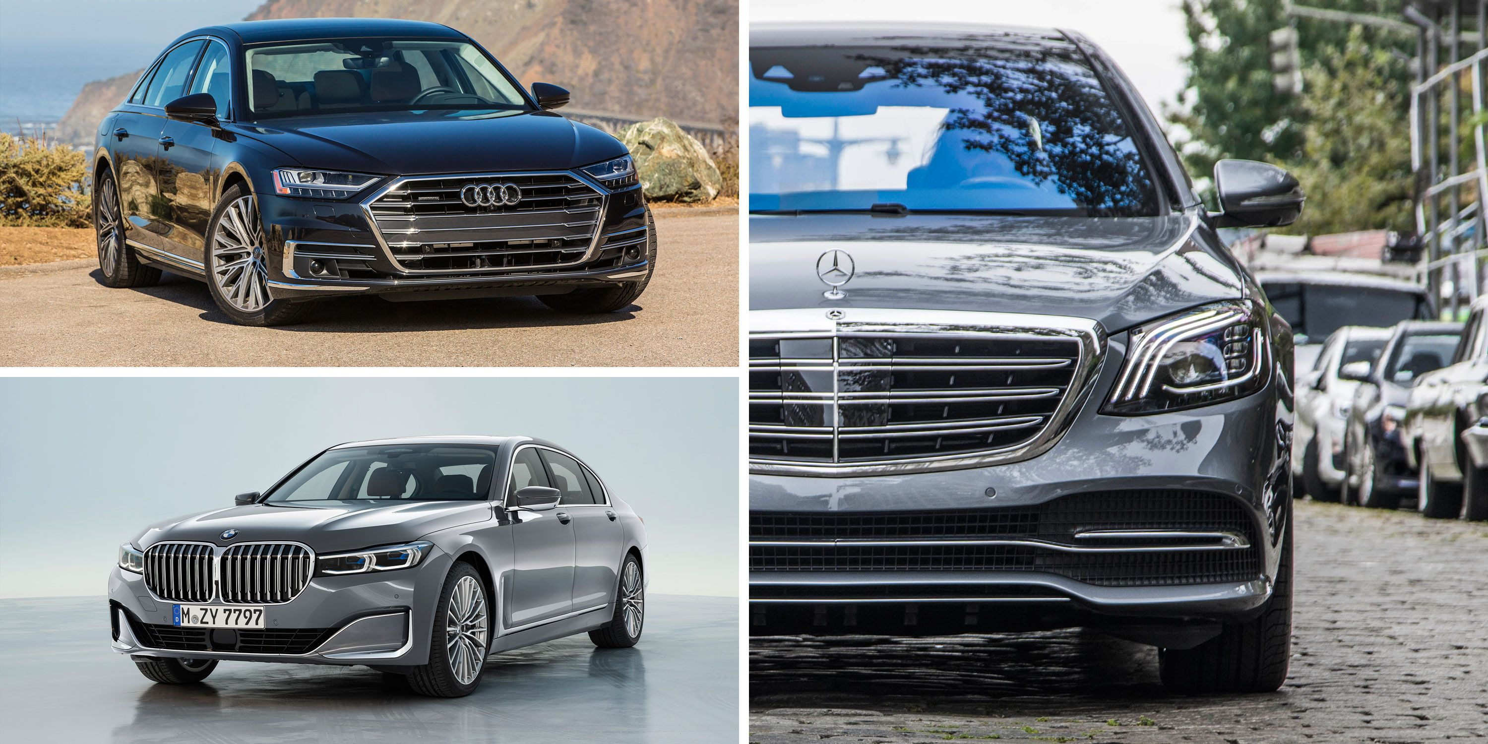 Every Full-Size Luxury Car You Probably Can't Afford Ranked from Worst to Best