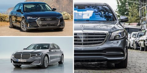 14 Best Big Luxury Sedans Top Full Size Luxury Cars Ranked
