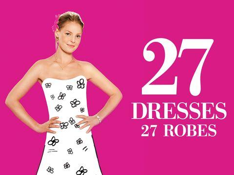 27 dresses 27 robes op disney