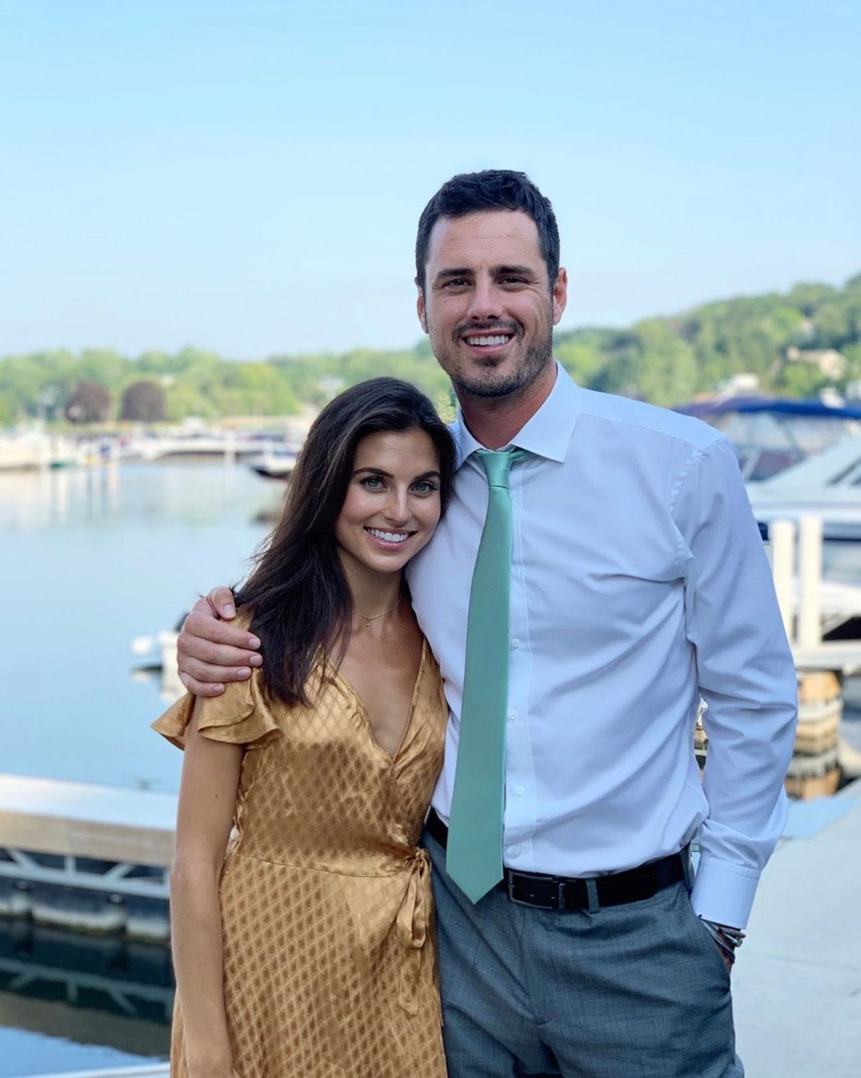 Bachelor' Alum Ben Higgins Engaged to Girlfriend Jessica Clarke