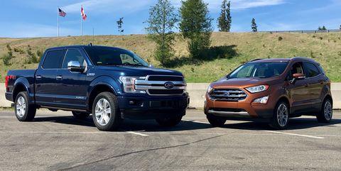 Land vehicle, Vehicle, Car, Compact sport utility vehicle, Ford, Ford motor company, Sport utility vehicle, Bumper, Automotive design, Pickup truck,