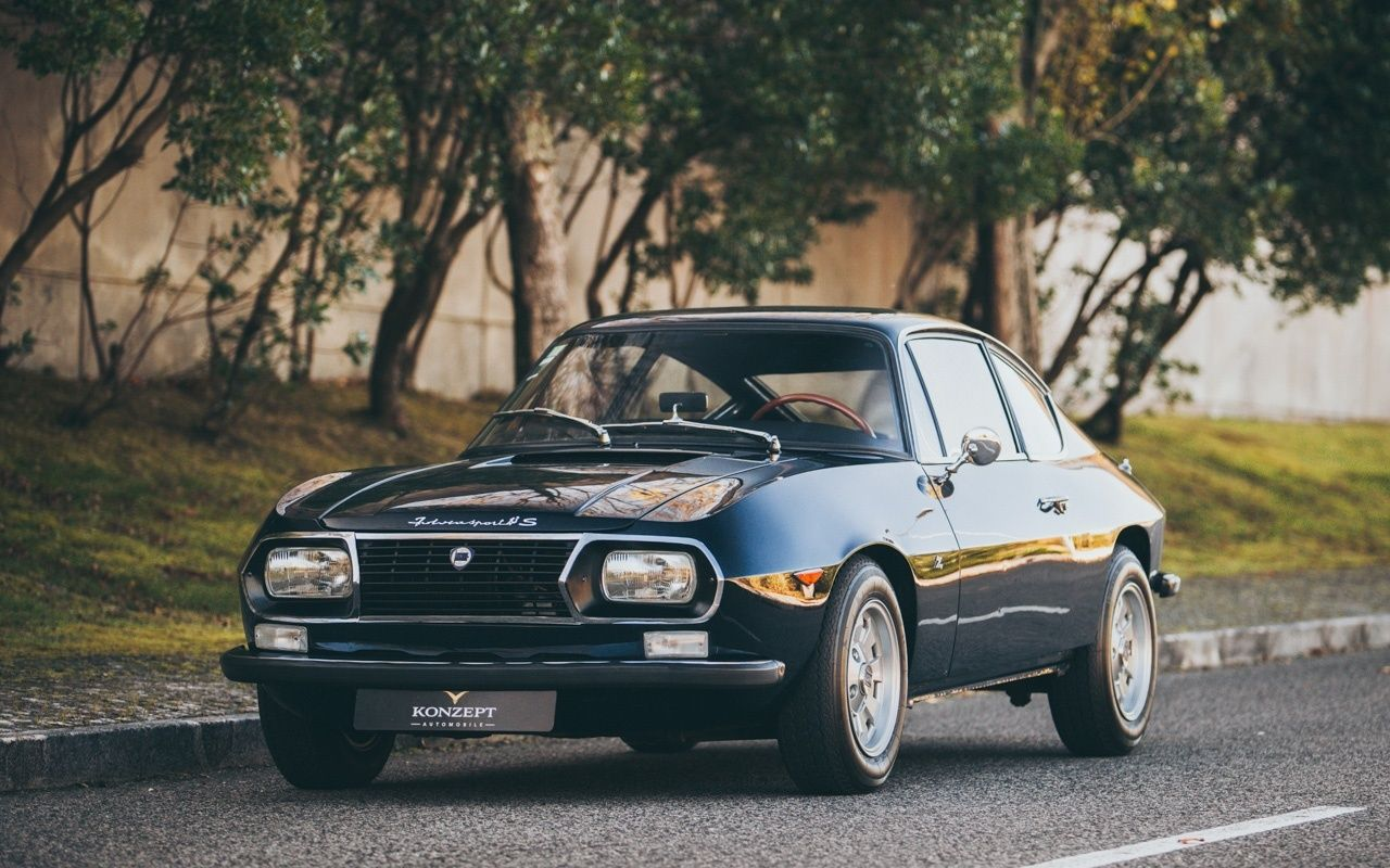 you must buy this stunning lancia fulvia sport zagato coupe
