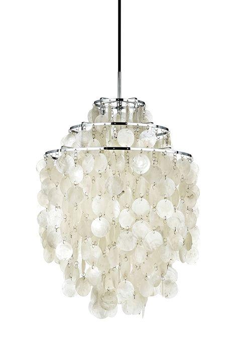 Ceiling fixture, White, Light fixture, Chandelier, Lighting, Ceiling, Interior design, Lighting accessory,