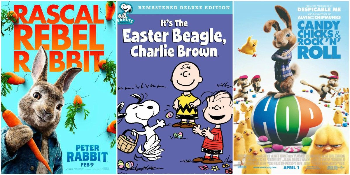 Fun Easter Movies To Celebrate Spring