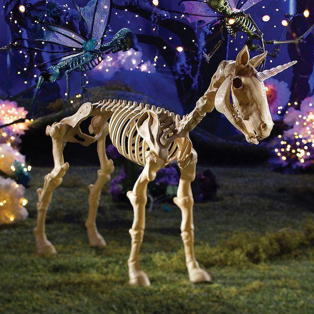 unicorn skeleton from fun express