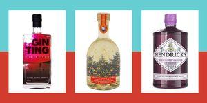 Fun and Unusual Flavoured Gin