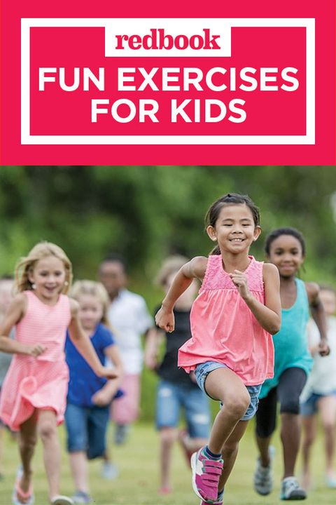 fun exercises to do with kids