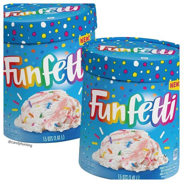 funfetti ice cream