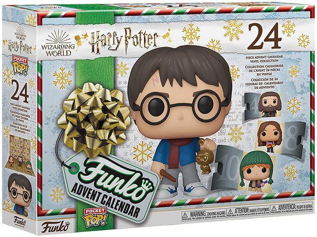 amazon harry potter advent funko pop