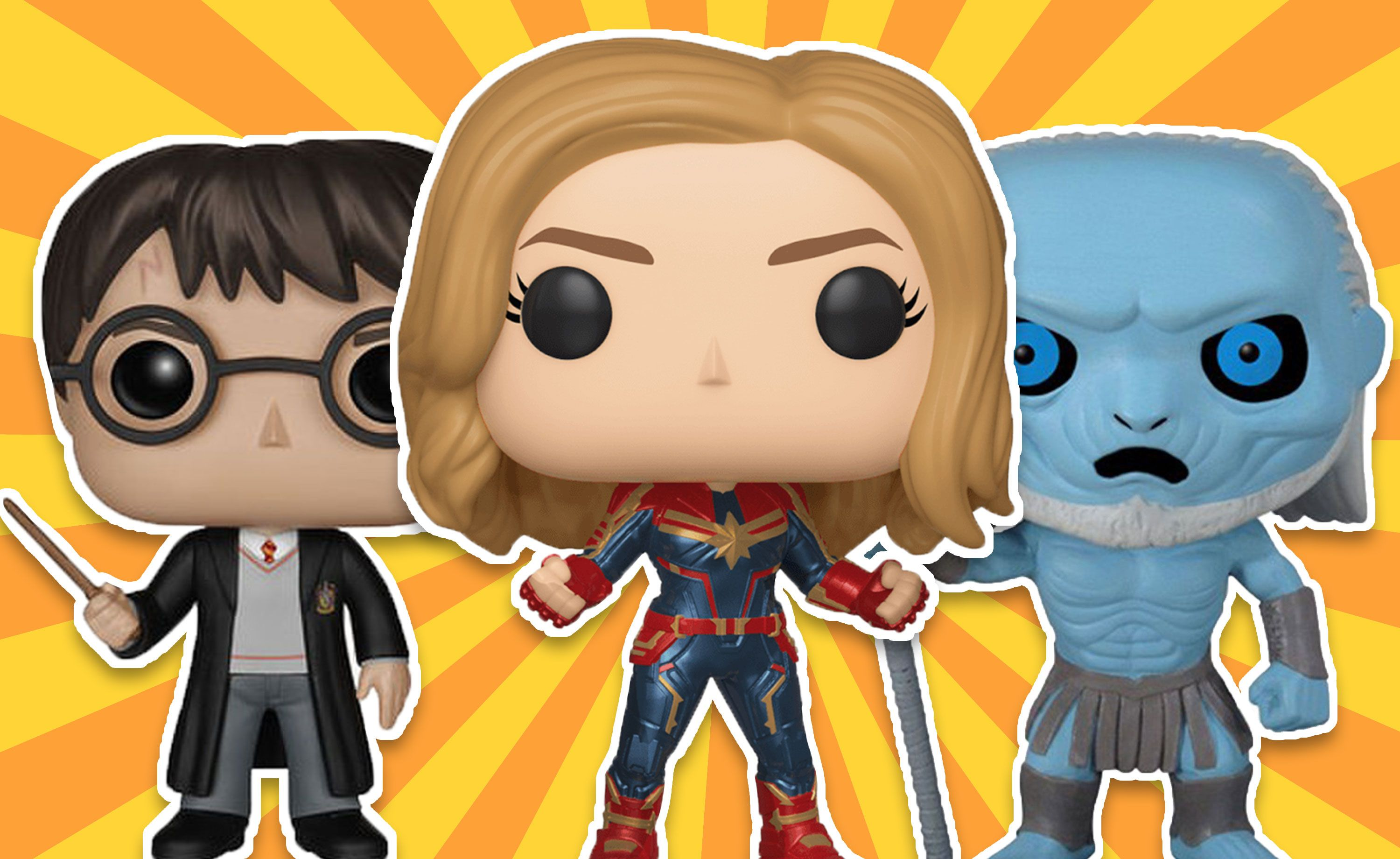 db3927c1602 From Marvel superheroes to White Walkers and more  The best Funko Pop!  figures you need to get in 2019